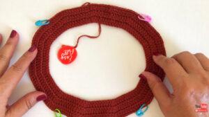 Hermoso Vestido Trapecio a Crochet