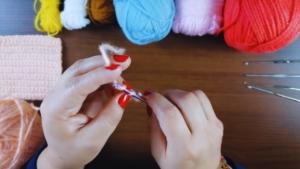 Curso básico de Crochet - Cadenas